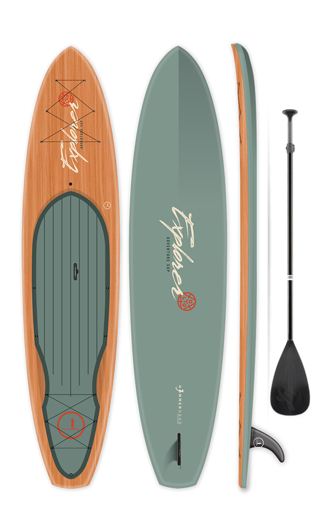 Hammerhead Explorer Stand Up Paddle Board Deal