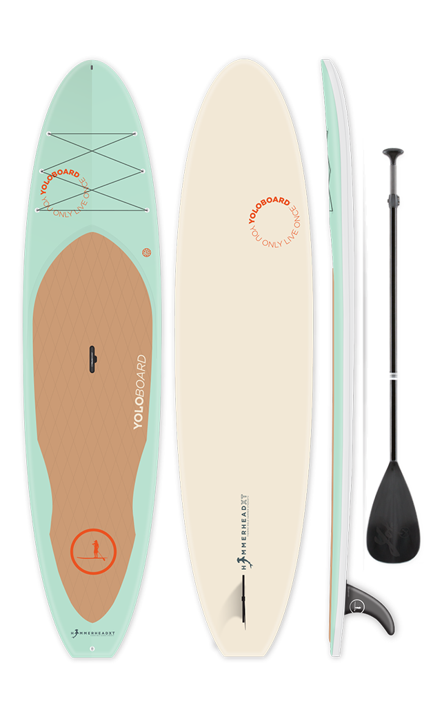 Hammerhead SUP Paddle Board Package Deal